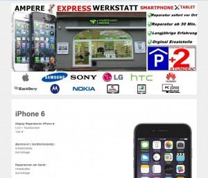 Ampere-Expresswerkstatt